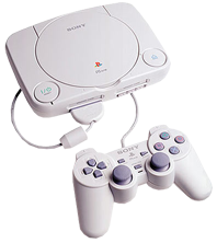 Konsola PlayStation